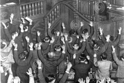 天の声解散(1955年1月)