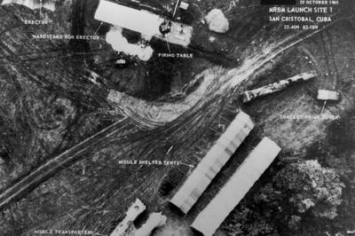 キューバミサイル危機(1962年)