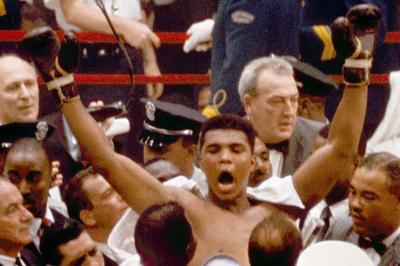 カシアス・クレイ(のちのモハメド・アリ)が世界チャンピオンに(1964年2月)