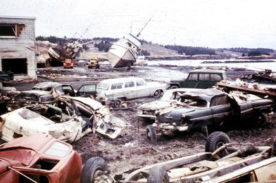 アラスカ地震(1964年3月)