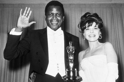 黒人初のアカデミー賞受賞(1964年4月)