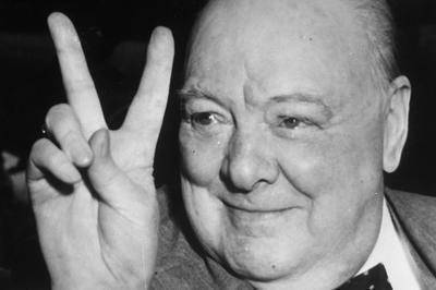 ウィンストン・チャーチルが死去(1965年1月)