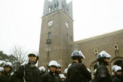 早稲田大学で長期スト(1966年)