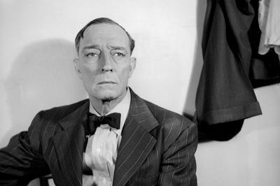 バスター・キートンが死去(1966年2月)