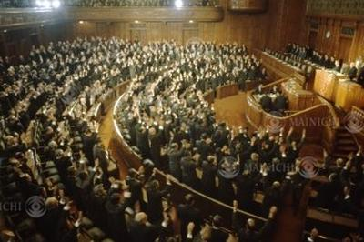 「黒い霧解散」で総選挙(1967年1月)