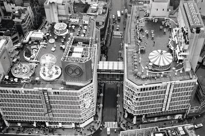 西武百貨店渋谷店が開店(1968年)