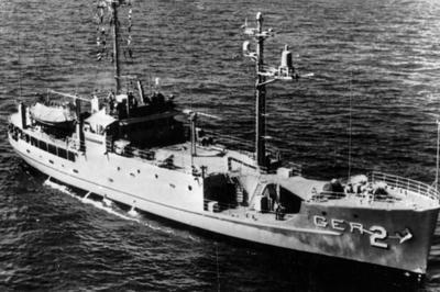 プエブロ号事件(1968年1月)