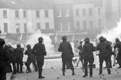 北アイルランド 血の日曜日事件 (1972年1月)
