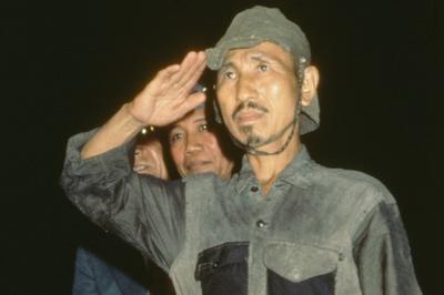 小野田少尉帰還(1974年3月)