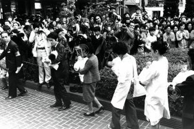 国内初・5つ子誕生(1976年)