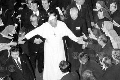 ヨハネ・パウロ2世初来日(1981年2月)