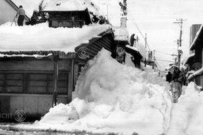 昭和59年豪雪(1984年1-3月)