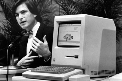 アップルコンピュータがMacintoshを発表(1984年1月)