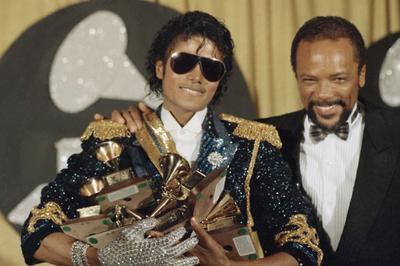 マイケル・ジャクソン、グラミーで8冠(1984年2月)