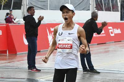 2018 シカゴマラソン