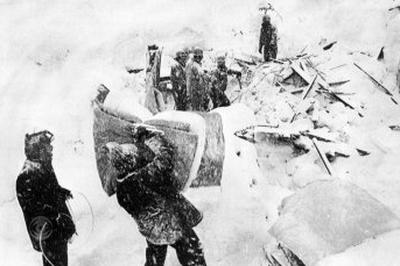昭和61年豪雪(1986年1-3月)