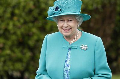 【英国女王エリザベス2世】