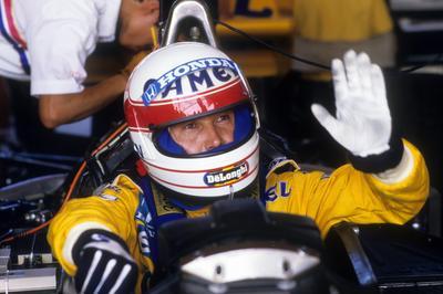 中嶋悟が日本人初のF1フルタイム参戦(1987年)