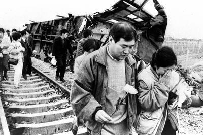 上海列車事故(1988年3月)