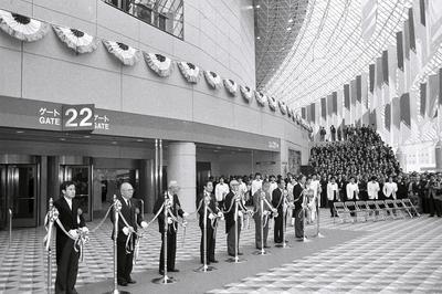 東京ドームオープン(1988年3月)