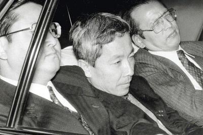 リクルート事件で江副浩正前会長逮捕(1989年2月)