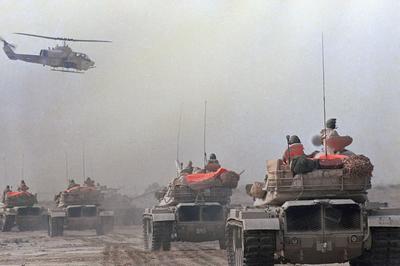 湾岸戦争(1991年1月)