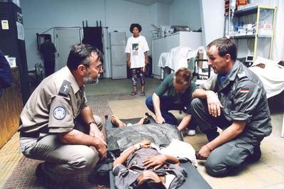 国連カンボジア暫定統治機構が活動開始(1992年)