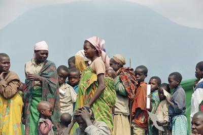 ルワンダ内戦で200万人が難民に(1994年)
