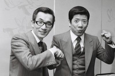 横山やすしが死去(1996年1月)