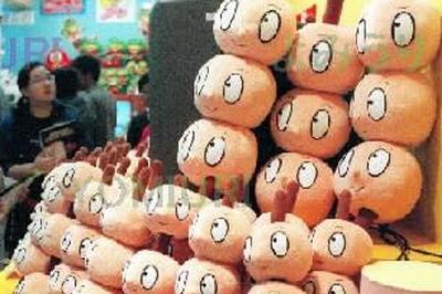 「だんご3兄弟」人気(1999年)