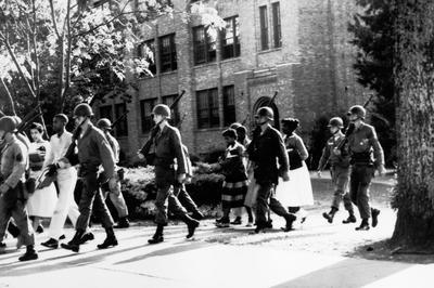 リトルロック高校事件(1957年)