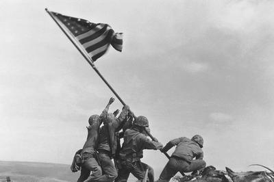 硫黄島の戦い(1945年2月)