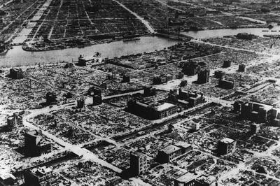東京大空襲(1945年3月)