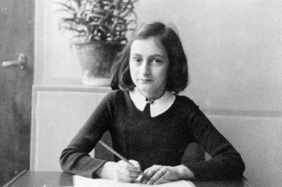 アンネ・フランクが死去(1945年3月)