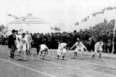 1896年 アテネ五輪