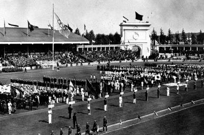 1920年 アントワープ五輪