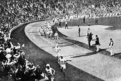 1912年 ストックホルム五輪