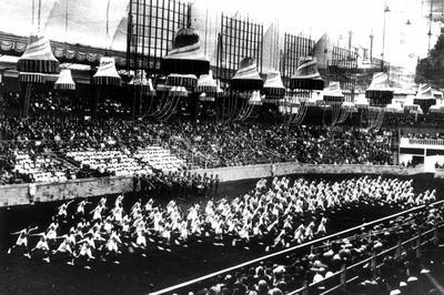 1908年 ロンドン五輪