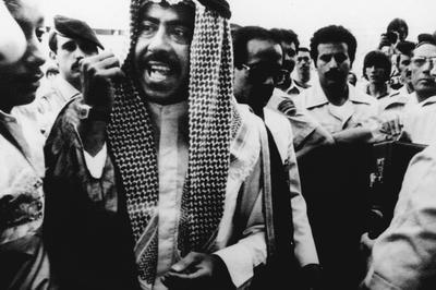 クウェート王子が乱入、ゴールが取り消し