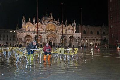 【10月~11月】イタリア 暴風雨被害