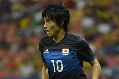 五輪日本代表