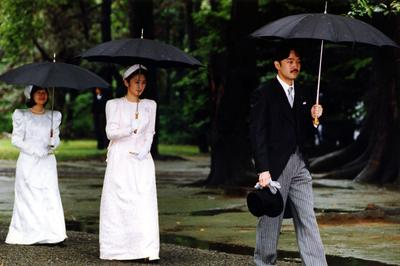 秋篠宮御夫妻 御結婚