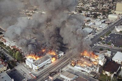 ロサンゼルス暴動