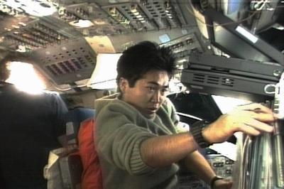 宇宙飛行士・若田光一さんが宇宙へ