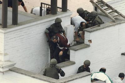 ペルー日本大使公邸占拠事件