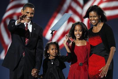 バラク・オバマ氏 米国大統領に就任