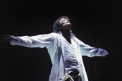 マイケル・ジャクソン死去
