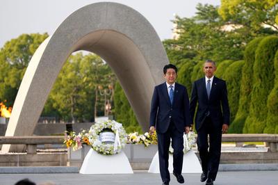 オバマ大統領 広島訪問