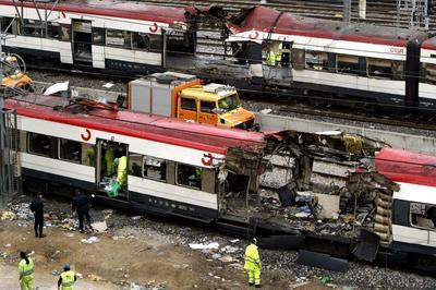 スペイン列車爆破事件