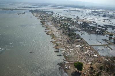 スマトラ島沖地震 M9.0
